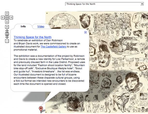 Google Mash-up without the masp