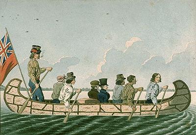 Hudson Bay Company traders