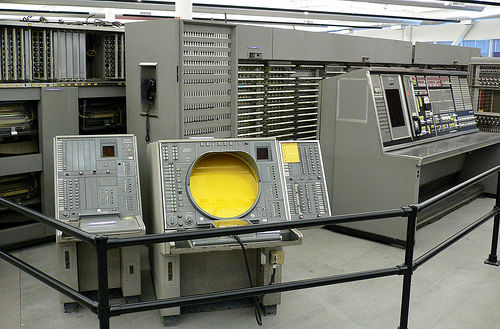'IBM's $10 Billion Machine' by jurvetson. Used under License.