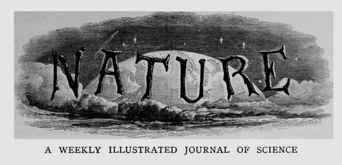 Nature 1869